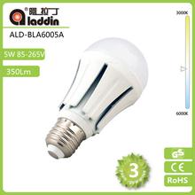 wholesale weixingtech 5w plastic led bulb light / 7w bulb parts
