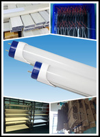 t8 led tube 4ft frosted covers