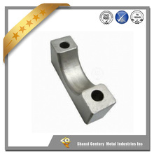 Professional OEM precision casting stainless steel lost wax casting glass clamp fitting