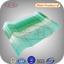 ANLI PLASTIC eco-friendly corrugated sheet green plastic