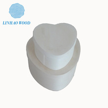 High quality wooden boxes for chocolates/small round wooden boxes