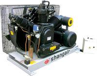Nanjing Shangair Medium Pressure Industrial Air Compressor New China Dental Unit