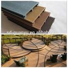 garden hollow flooring/floor mounted light/garden floor tiles