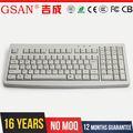 Gsan Hot Top qualidade testado grau A melhor preço Laptop imagem teclado com luz de fundo