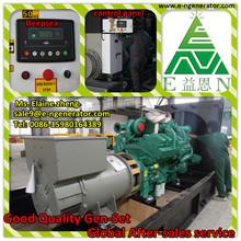 Continuous Running, 800kva diesel generator open frame KTA38 engine