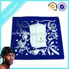printing cotton custom square bandana