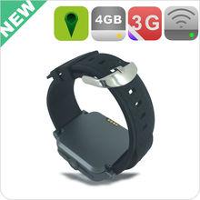 Smart watch dual sim wrist watch mobile phone 3G Wifi bluetooth camera watch