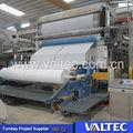 Cilindro iva ex residuos de papel máquina de reciclaje / wc hace