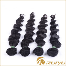 Top quality products cheap brazilian virgin hair loose wave