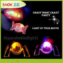 hot sales halloween led vampire teeth