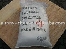 Hexamine/methenamine /hexamine chemical formula C6H12N4