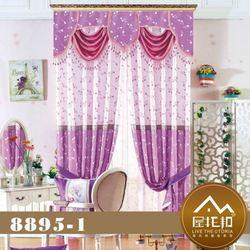 wholesale customize customize lace curtain for windows