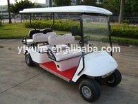 hot sale aluminum golf cart frame manufacturer