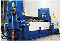 Maquinaria de la columna w11s hidráulico del balanceo de la máquina para las piezas de metal, hidráulico del balanceo de la máquina para la jaula de decisiones