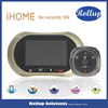 night vision for scopes,smart touch door viewer,wireless peephole camera doorbell
