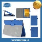 High quality Credit card and Flip Stand leather case for asus transformer tf303