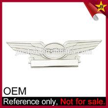 High Quality Custom Metal Pilot Wings Pin Badge