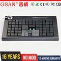 gsan beste qualität bequem niedrigen preis bunten computer tastatur für pos