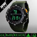 Mais recente moda especialmente projetado militar Spy relógios esporte estilo Top venda