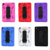 2014 Wholesale Fashionable PC+Silicone Case Cover For iPad Mini 2 With Stand