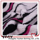 printed terry warm woven fabric