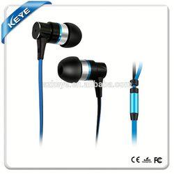 Free Sample lightweight stereo headphones Cool ear jack mobile phone speaker Cheap headphones with built in mic