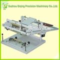 Manual rodada máquina de impressão da tela para a caneca BQ3720