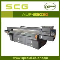 golden service 2.0*3.0m large format UV flatbed printer