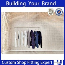 For Clothing shop locked display shelves