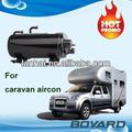 mini motorhome rv caravane utilitaire camion monté sur le toit climatiseur compresseur rotatif horizontal