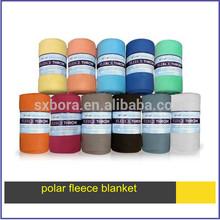 2014 wholesale polar fleece blanket