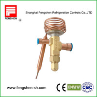 DTVE(0~6) series air conditioning expansion valve