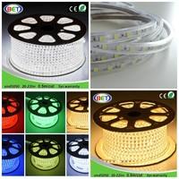 110 120V 220 240v LED rope smd5050 CE RoHS led light branded car names and logos