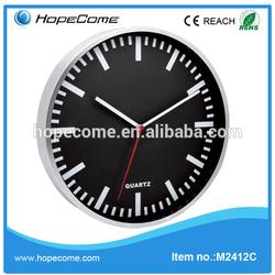(M2412C) Decorative aluminium wall clock art hanging system
