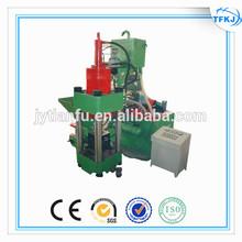 Y83-6300 popular type scrap aluminum metal chips block moulding machine(High Quality)