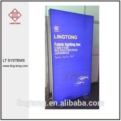 aluminium led lighting box frame for advertising display LT-W2597