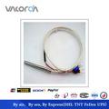 alambre 3 sensor de idt resistencia de platino de idt pt100 con capa de ptfe cable