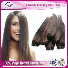 6A Grade High Quality Wholesale Popular 100% Human Hair Silky Yaki Perm Weave