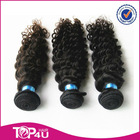Wholesale Hight quality full cuticle Brazilian afro kinky human hair for braiding