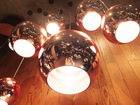 Tom Dixon Glass Pendant light Copper Color