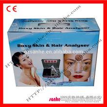 alibaba china mini 2in1 usb digital magic mirror skin&hair analyzer