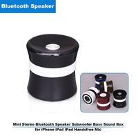 Mini Wireless bluetooth Stereo Speaker,bluetooth speaker,Bluetooth Handsfree call Supports micro SD/TF card For Iphone/ipad