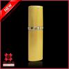 World boutique brand golden decorative perfume bottles wholesale