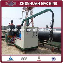 high pressure machine to make polyurethane foam supplier