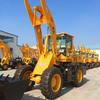 Hot sale! ZL25 Front end loader for garden tractor, 2.5t loader machine with pallet fork