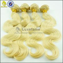 No mix no lice 2014 brazilian hair weave factory wholesale price 6a grade human hair weave golden overseas brazilian hair weave