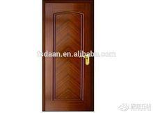 lower price modern style MDF door design composite mdf wood painting door