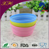 COL-01Cheap Durable Portable Folding Bowl Portable Pet Water Bowl