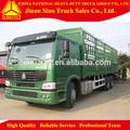 Sinotruck howo 6x4 çit kargo kamyon satışı( zz1257m4347c)