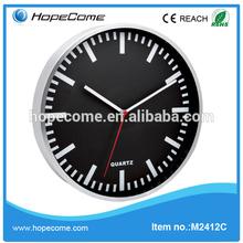 (M2412C) TOP quality decorative wall clock wholesale wall art